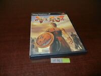 PLAYSTATION 2 PS2 WARRIORS OF THE ARGOS JAPANESE