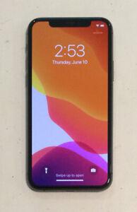 TESTED GRAY CDMA + GSM UNLOCKED APPLE iPhone 11 PRO, 256GB A2160 MW9G2LL/A J60T