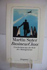 Business Class von Martin Suter (2002, Taschenbuch)