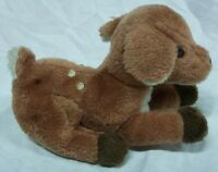 "1983 Dakin VINTAGE BABY DEER FAWN 6"" Plush Stuffed Animal"