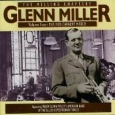 Glenn Miller -the Missing Chapters Volume 4 The Red Cavalry March CD FASTPOST