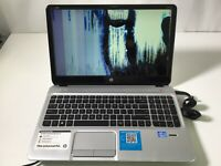 "HP Envy M6 - 15.6""- 750 GB HDD - 8 GB RAM - Intel i5 - 3210M - J69"