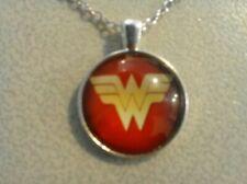 Wonder Woman Pendant Necklace 249077