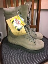 Matterhorn ASTM Work Construction Safety Boots Size 6 M CV8787 Sage NWT