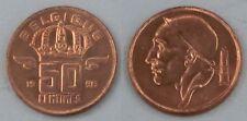BELGIQUE/BELGIUM 50 Centimes 1998 p148.1 unz.