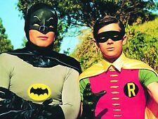 Batman and Robin 1960'S TV SHOW  Adam West   PRINT 18X24 POSTER