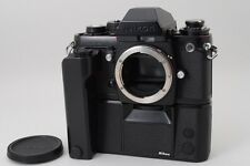 Excellent++ Nikon F3 Eye Level 35mm SLR Film Camera Body with MD4 from Japan#551