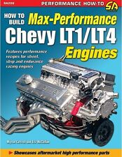 How to Build Max Performance Chevy LT1 LT4 Engines GM WORKSHOP REPAIR MANUAL