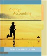 College Accounting by John Ellis Price, Horace R. Brock and M. David Haddock (20