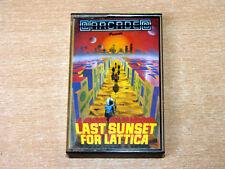 Sinclair ZX Spectrum - Last Sunset For Lattica by Arcade Sofware