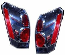 Tail Lights Lamps Tail Light Assembly Pair Set for 2007-2009 Nissan Quest (SE)