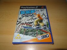 SSX On Tour PS2  new sealed pal version