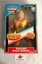 "1990 Hulk Hogan 12"" Talking Figure WWF Hasbro Wrestling MISB Sealed NEW"