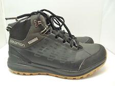 Mens Salomon Kaipo CS WP waterproof winter snow boots size 10