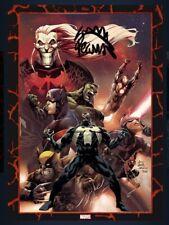 Topps Marvel Collect Epic King In Black #1 VENOM Ryan Stegman Motion Signature