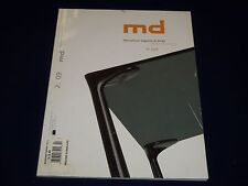 2009 MD INTERNATIONAL MAGAZINE OF DESIGN - INTERIOR - PRINTED IN ENGLAND- D 2609