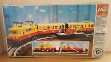 Lego Vintage 12V Train Intercity Passenger Train 7740, complete boxed Exellent!