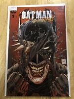 Batman Who Laughs #1 Tony Daniel Color Torpedo Cover A Variant DC BRAND NEW