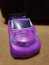 MATTEL Monster High Scaris City of Purple Car Convertible Toy Car