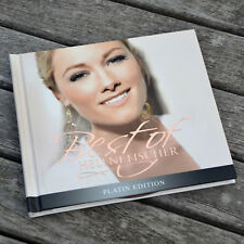 Helene Fischer - Best Of CD - Platin Edition + DVD live mit Band und Orchester