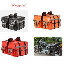 Waterproof Universal for  Motorcycle Pannier Bags Luggage Motorbike SaddleBag