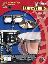 Band Expressions Percussion Book Two