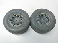 Proline Suburbs 2.0 SC 1/10 Short Course Truck Tires 12mm hex Wheels Used
