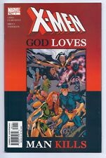 X-Men God Loves Man Kills NM/M 9.8 Claremont Anderson 2003 *