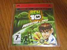 Ben 10 Protector of Earth PROMO – Sony PSP (Full Promotional Game)