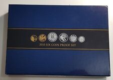 2010 Australia Proof Set - GEM FDC Coins - Full Mint Packaging