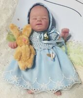 FULL BODY SOFT SILICONE MINI BABY - Aurora by Laurie Sullivan Roy