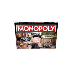 MONOPOLY - Juegos Familiares Monopoly Tramposo