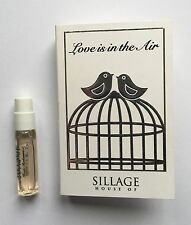 House Of Sillage Love is in the Air 1,8 ml./0.06 oz, one sample, EDP