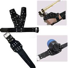 New PRO Hunting Fish Wristband Wrist Fishing Slingshot Brace Protect Hand World