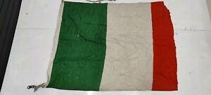 Authentic Nautical Vintage Style Marine Ship Country & Signal Used Flag FLC23
