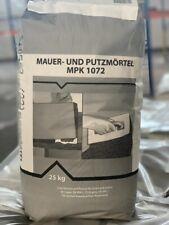 Putz Und Mauermörtel Mörtel Putzmörtel Zement 25kg