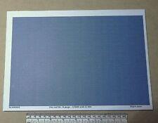 N gauge (1:160 scale) grey roof tile paper - A4 sheet