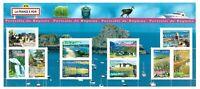 Bloc Feuillet 2007 N°105 Timbres France Neufs - Portraits de Régions - Non plié