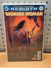 DC Wonder Woman, Vol. 5 # 9 (1st Print) Jenny Frison Variant