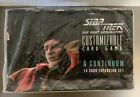Sealed Star Trek The Next Generation Q-Continuum 15 card expansion Set