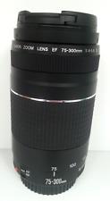 (N99469) Canon 75-300mm Lens