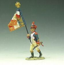King & Country - NA033 - French Flagbearer - New in box