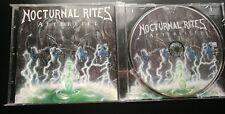"""cd """"afterlife"""" de Nocturnal rites"""
