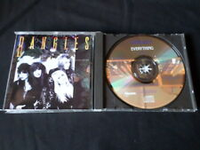 The Bangles. Everything. Compact Disc. 1988. Made In Australia.