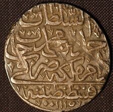 Turkey Ottoman Empire 1/2 Zolota AH1115 Ahmed III 1703 - 1730 (Tray 55)