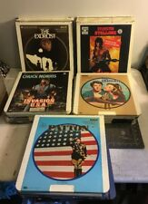 CED LASER DISCS 2 For $10 W/ FREE SHIPPING!! You Choose!!