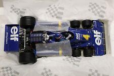 Exoto Tyrrell Ford P34 #4 Patrick Depailler GP Japan Grand Prix 1:18 97043