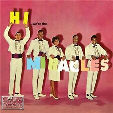 THE MIRACLES - HI WE'RE THE MIRACLES (NEW SEALED CD)