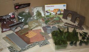 heki, Noch, Faller, Busch, Div H0 Landschaftsbau Verschiedene Bäume Faller