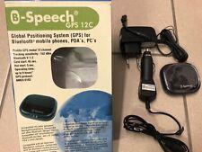 B-Speech GPS 12C - GPS Maus, GPS Treiber mit Bluetooth Schnittstelle
